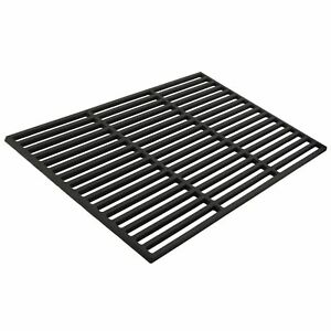 grillrost 45 x 26 cm gusseisen emailliert passend f r weber spirit e210 ab 2013 ebay. Black Bedroom Furniture Sets. Home Design Ideas