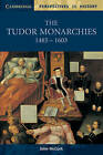 The Tudor Monarchies, 1485-1603 by John McGurk (Paperback, 1999)