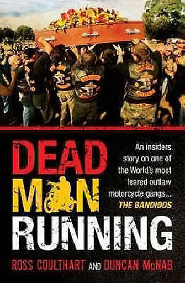 1 of 1 - Dead Man Running: An Insider's Story on....(Large paperback) Like new, free post