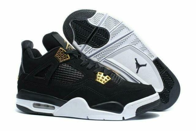 1132650b7f Fashion Men's Air J 4 Retro basketball shoes High Top Classic Sneakers size  7-13