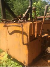 Case 850 Loader Ripper Blade Hydraulic Valves Controls Lever Auxiliary Valves