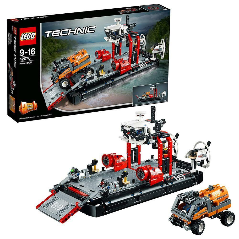 LEGO Technik 42076 - LuftkissenStiefel Kinder Spielzeug Spielzeug Spielzeug Stiefel für Jungen ab 9 NEU ecc21f