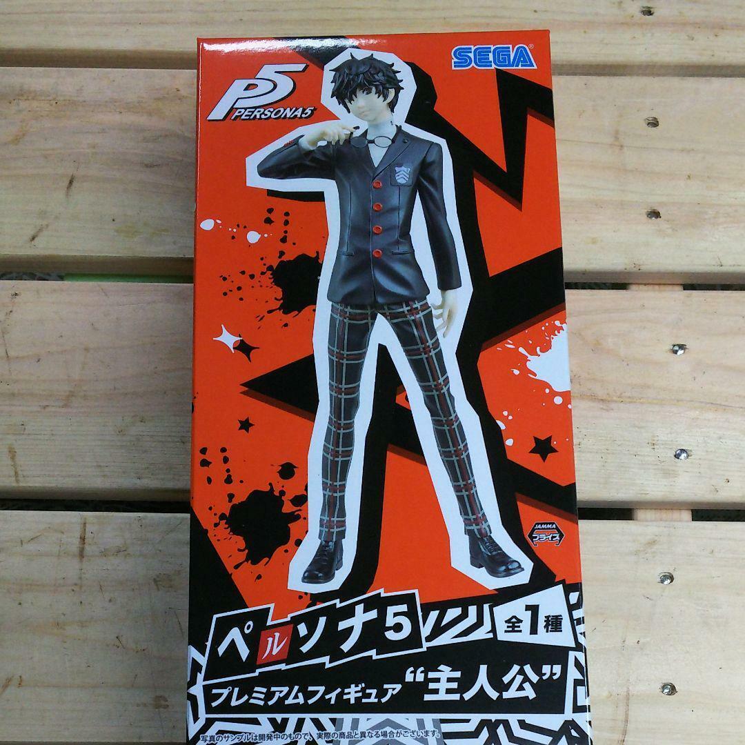 MEGAMI TENSEI Persona 5 P5 Premium PM  Figure Joker SEGA AmuseHommest marchandises  haute qualité authentique