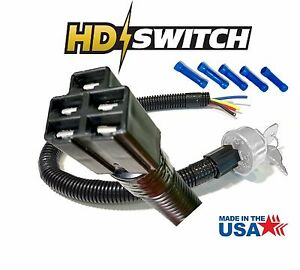 Ignition Switch Wire Harness Replaces John Deere TCA15075 AM101561 + Made  In USA 7847622735223 | eBayeBay