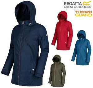 Details about Regatta Ladies MYLEE / MYRTLE II Insulated Waterproof Jacket  Coat Womens RRP £80