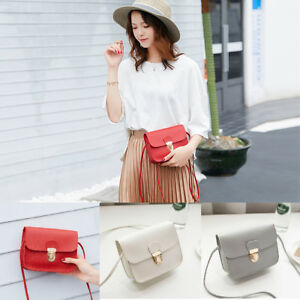 Women Ladies Small Bag Handbag Shoulder Tote Satchel Retro Messenger Cross Body
