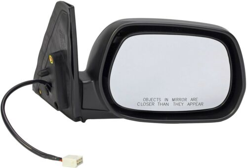 FITS 2001-2005 TOYOTA RAV4 PASSENGER RIGHT FRONT POWER NON HEATED DOOR MIRROR
