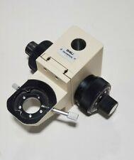 Olympus Microscope Bhmj Focus Block Macro Focus Stacking Bh Finecourse Working