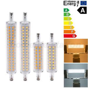 R7S-5W-10W-LED-Mais-Ampoule-2835-SMD-J78-J118-Remplacer-LED-Lampe-Halogene-Bulbs