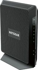 NETGEAR - Nighthawk Dual-Band AC1900 Router with 24 x 8 DOCSIS 3.0 Cable Mode...