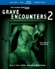 NEW - Grave Encounters 2 Blu-ray/DVD Combo Pack