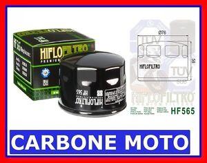 FILTRO-OLIO-HIFLO-HF565-GILERA-GP-800-dal-2008-al-2014
