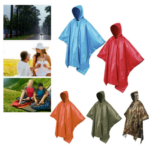 Rain Coat Poncho Cape Hiking Outdoor Backpack Cover Mountain Accessory
