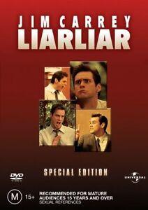 Liar-Liar-New-Old-Australian-Stock-NEW-DVD-Rare-OOP-Jim-Carrey