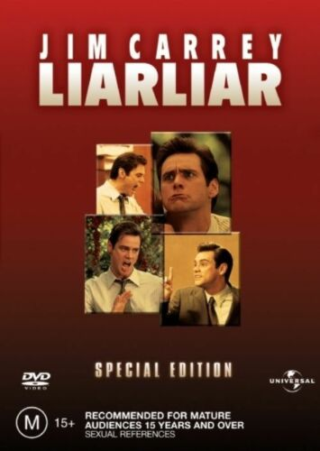 1 of 1 - Liar Liar (DVD, 2003 release)