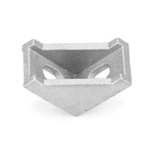 Aluminium Profile L Shape Brace Corner Joint Right Angle Bracket VARIOUS SERIES