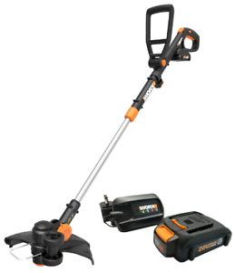 "WG170 WORX 20V GT 12"" 3-in-1 Cordless Trimmer/Edger/"