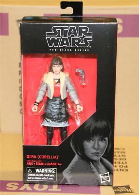 Star Wars Black Series 66 QI'RA Corellia 6 Inch Action Figure New in Box