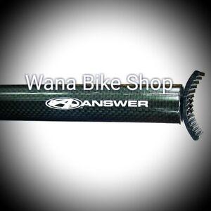 Answer bmx Mini Seatpost Carbon 22.2mm