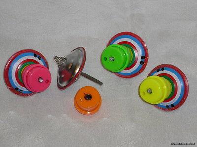 Blechspielzeug Sonstige Blechkreisel Mit Feder-aufziehwerk Moderater Preis