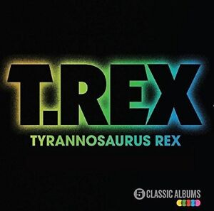 T-Rex-T-Rex-5-Classic-Albums-New-CD-UK-Import