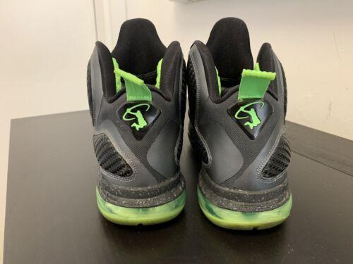 verde Nike dunkman Ix Gris oscuro 9 Lebron Voltio Sz Negro Basketball 11 Hombres OqOBH8