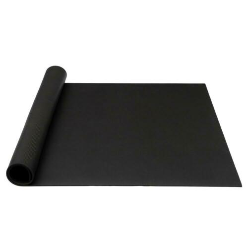 Extra Thick 7mm Large 6/'//7/' Yoga Floor Mat Exercise PVC Non-slip Gym Playground