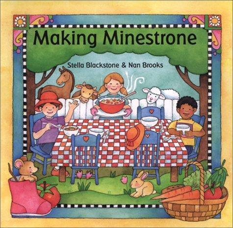 1 of 1 - NEW - Making Minestrone by Blackstone, Stella