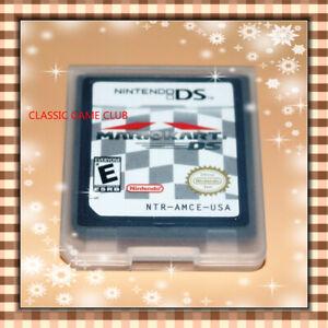 Mario-Kart-DS-Nintendo-DS-Juego-De-2005-solo-para-DS-DSi-3DS-XL-2DS