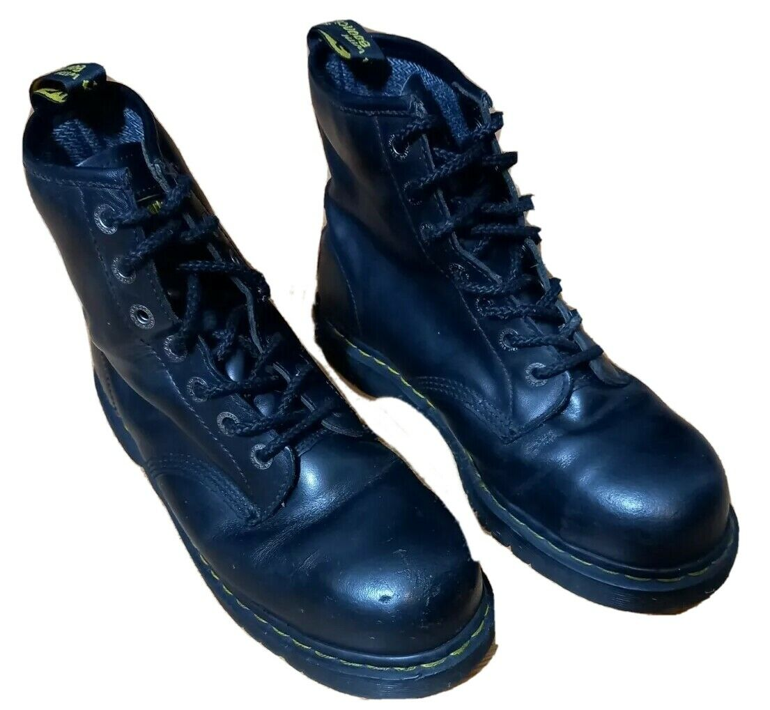 Doctor Martens Industrial Mid Length Safety Boots