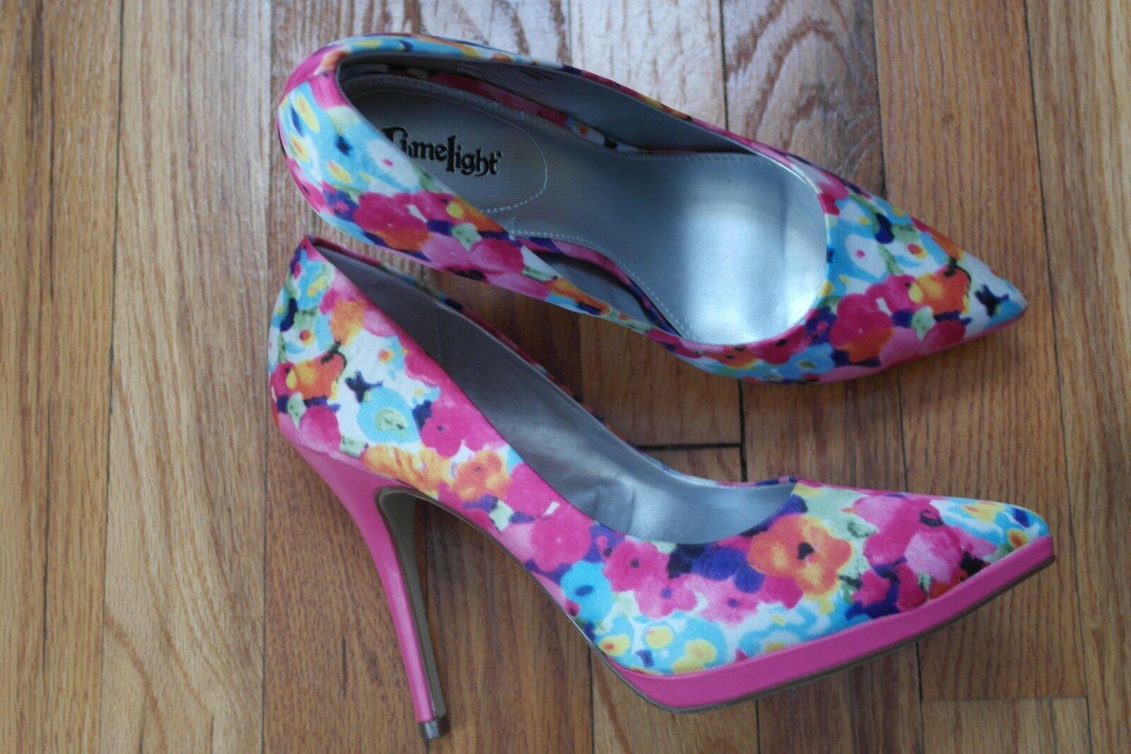 Men's/Women's Limelight Heartbreaker Floral market Pink Heels Easter New market Floral Modern and stylish fashion Authentic guarantee ad5d38