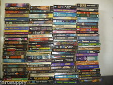 Lot of 20 Science Fiction Vintage Rare Asimov Book Paperback SCI-FI MIX RANDOM