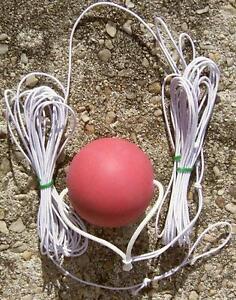 Boule et 2 Cordes pour JOKARI JEU-grande avec Pagaie ou Racket!-afficher le titre d`origine HQjWMqPi-07141040-319997024