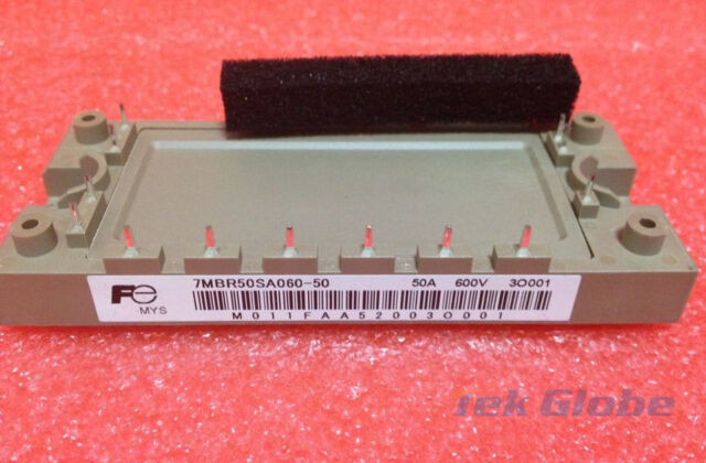 1pcs 7MBR50SA060-50 FUJI 600V 50A IGBT Module