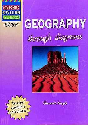 Geography through diagrams (GCSE Oxford Revision Guides), Spencer, Kris, Nagle,