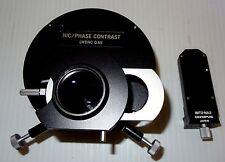 Olympus Imt 2 Inverted Microscope Dic Condenser