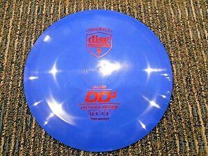 DISCMANIA-S-LINE-DD3-DISC-GOLF-DRIVER-BLUE-RED-FOIL-175G-LSDiscs