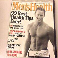 Men's Health Magazine 99 Best Health Tips Ever September 1998 061017nonrh