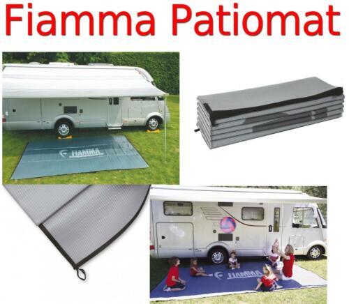 933278 Stuoia per Veranda Patio Mat Fiamma Camper Roulotte Lavabile 290x250 RN