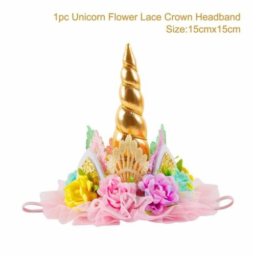 Birthday Party Decorations For Baby Girl Boy Hat Crown Pricess First 1st 2nd 3rd