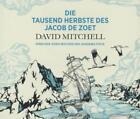 Die tausend Herbste des Jacob de Zoet von David Mitchell (2012)
