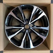 New 17 Black Wheel For Toyota Corolla 2017 2019 Factory Oem Quality Rim 75208 Fits Toyota