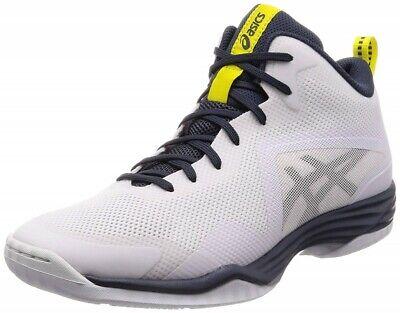 New Asics Basketball Shoes LYTE NOVA 1061A002 White / Tarmac Japan With Tracking | eBay
