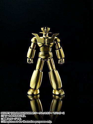 ABSOLUTE CHOGOKIN Dynamic Series Mazinger Z ORO Die-Cast Figure Bandai 7 cm Gd15