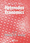 Issues in Heterodox Economics by John Wiley and Sons Ltd (Paperback, 2008)