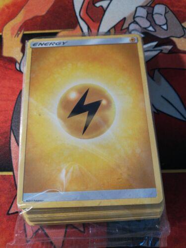 Pokemon Energienkarten Pack 45stk.
