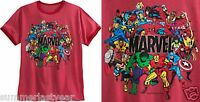 Marvel Universe 3xl And 4xl Plus Size Tee Shirt For Men Disney Store Free Ship