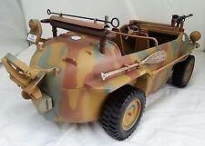 1/6 Ultimate Soldier German WWII Afrika Korps Schwimmwagen + upgrades