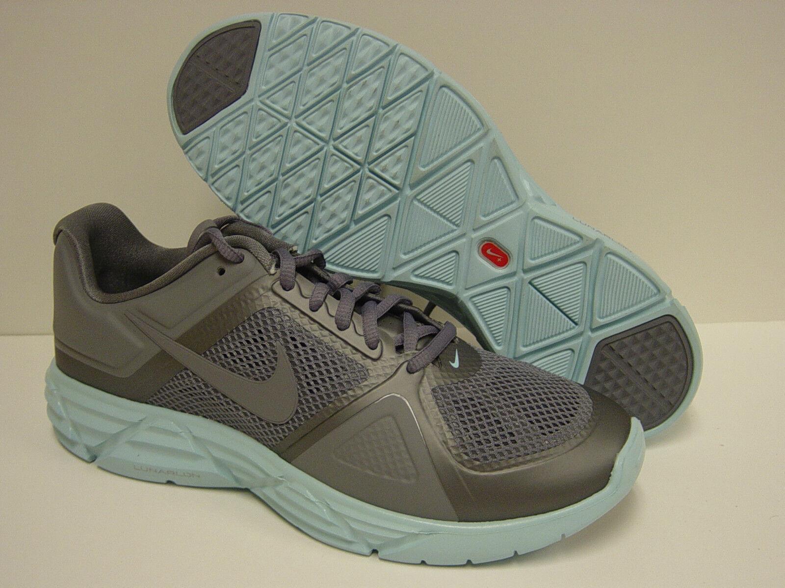 NEW Lunar Womens Sz 9.5 NIKE Lunar NEW Sweet Victory + 429787 001 Grey Sneakers Shoes eee04f