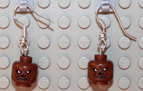 LEGO Earrings Heads NEW!!!